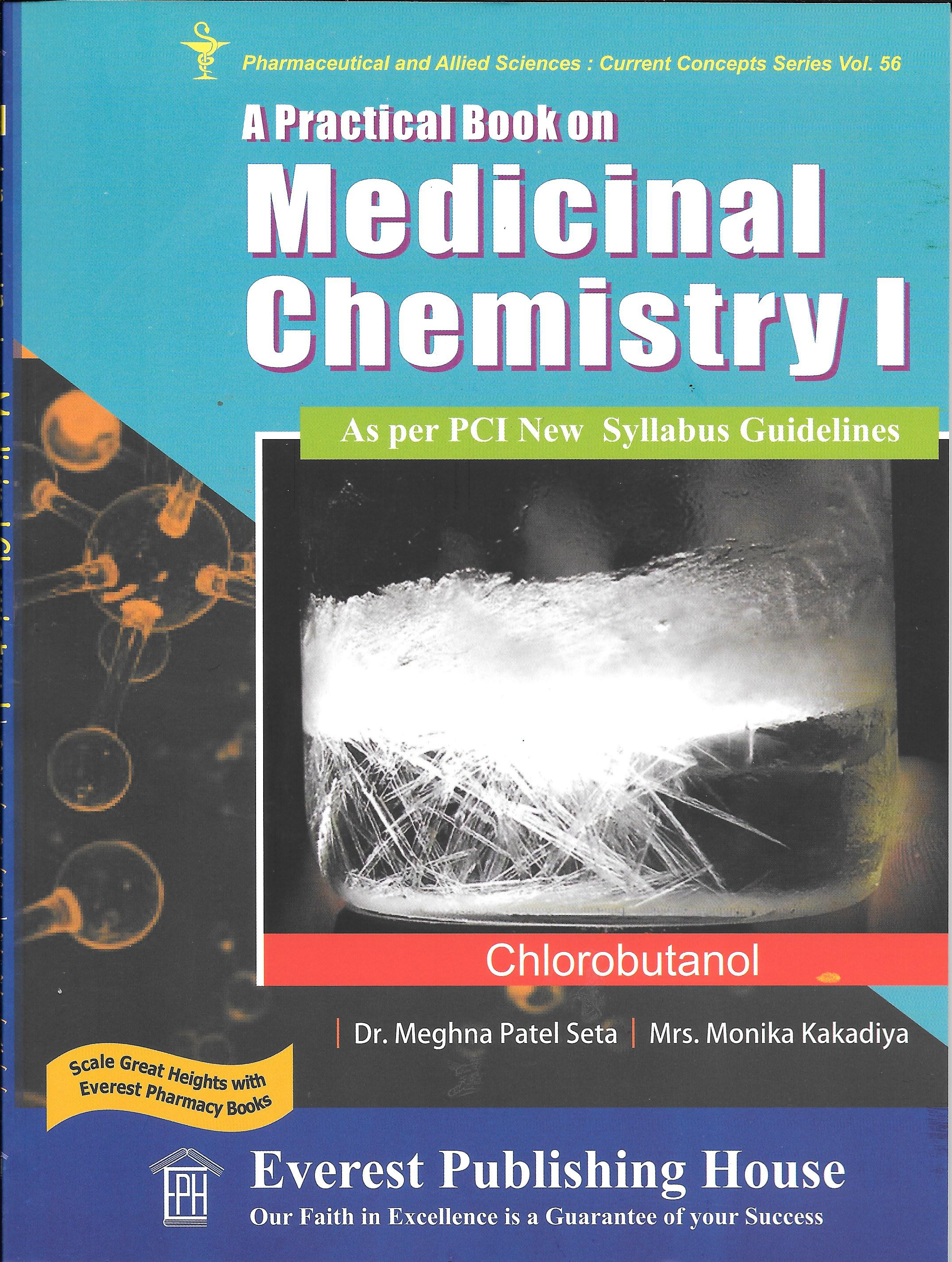 A Practical Book on Medicinal Chemistry I