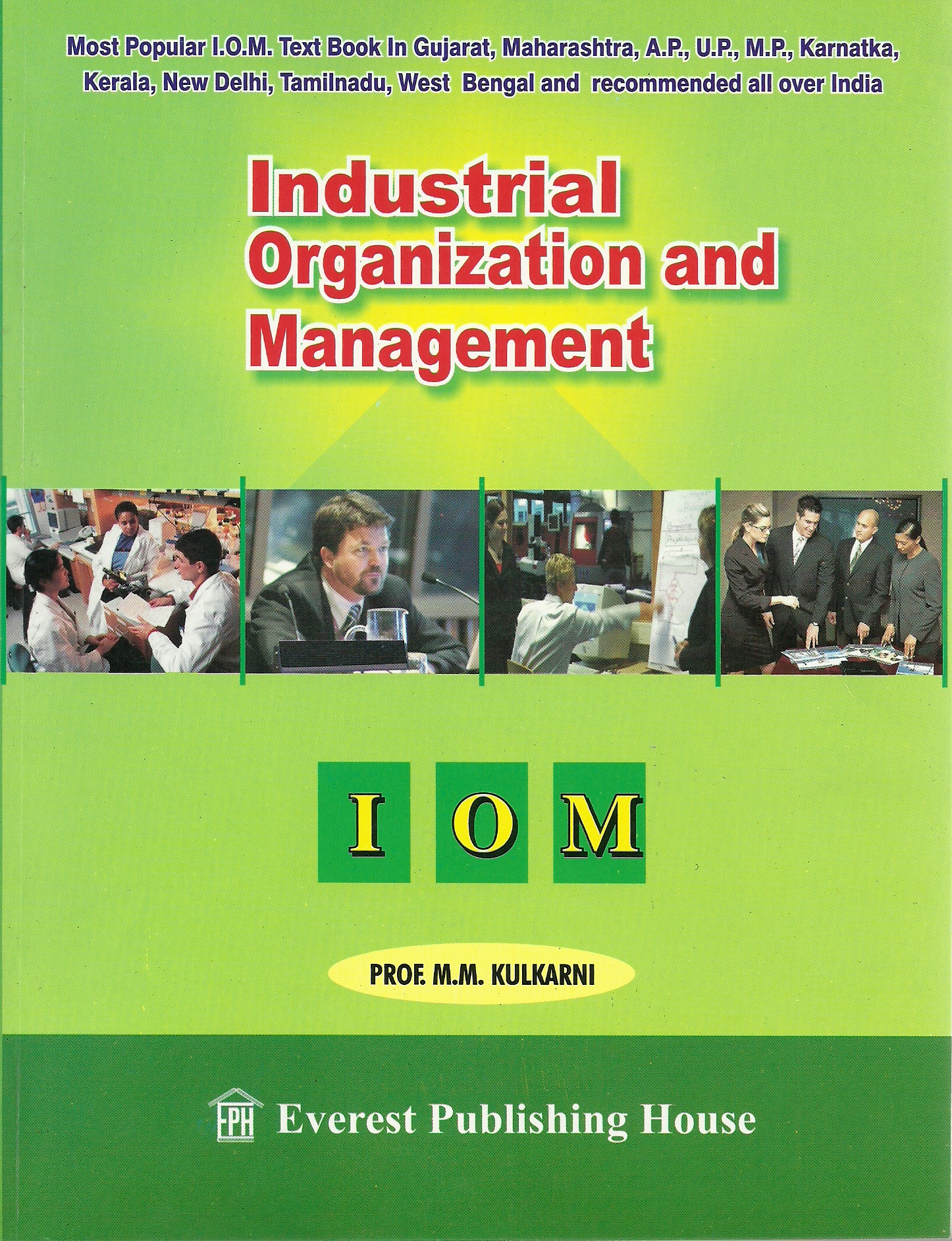 Industrial Organisation And Management Book